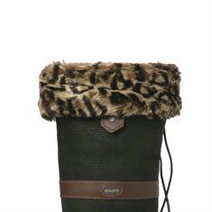 Dubarry Leopard Dames Fleece Sok