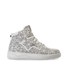 Floris van Bommel 85329 Dames Basket Sneaker