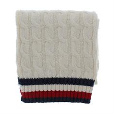 Tommy Hilfiger Cable Knit Dames Sjaal