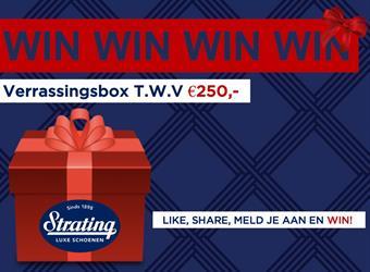 Win jij deze verrassingsbox?
