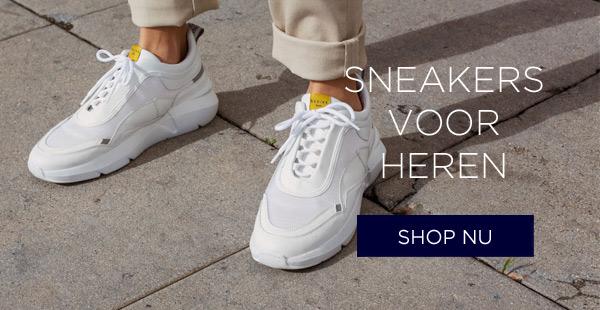 witte sneakers voor heren